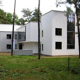 Staatliches Bauhaus in Weimar 1919-1923, Designed by Herbert Bayer