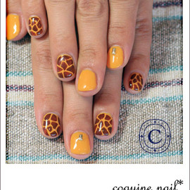 coquine*nail - キリンネイル。