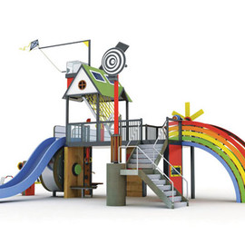 You Song Young - Eco Friendly Children Playground Design Concept