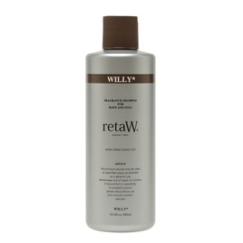 retaw - WILLY* fragrance body shampoo