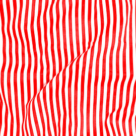 red stipes