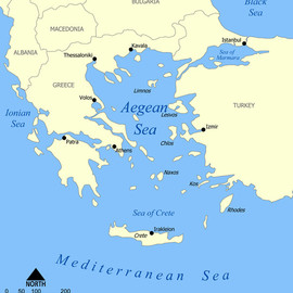 Sea - The Aegean Sea