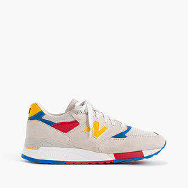 J.Crew, New Balance - M998 - Beach Ball