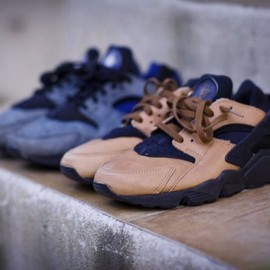 Nike - Air Huarache OG LE - Brown/Black