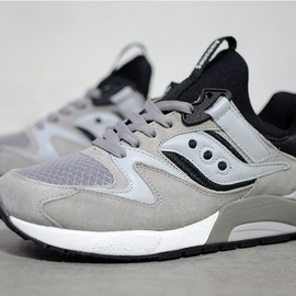 SAUCONY - Grid 9000 - Grey/Black
