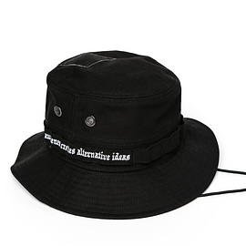sacai - sacai x fragment design x new era バケットハット