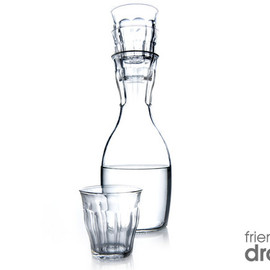 Droog - French carafe by Kaptein Roodnat and Stijn Roodnat