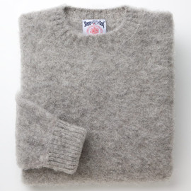 J. Press - Shaggy Dog Sweater