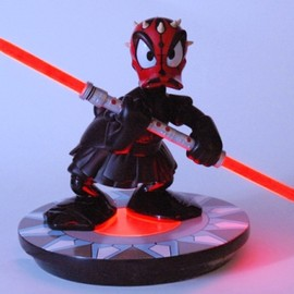 Disney - Donald Duck as Darth Maul