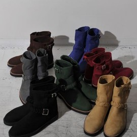 """DISCOVERED - COMPLETE """"ENGUNEER BOOTS"""""""