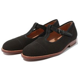 MARGARET HOWELL - T BAR SHOE