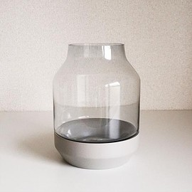 muuto - ELEVATED VASE(Grey)