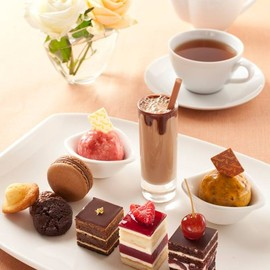 Lindt - Afternoon tea chocolate