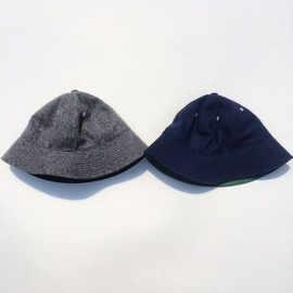 NO ROLL - 6PANNEL WOOL HAT STORY Exclusive Color