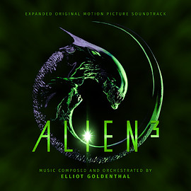 Elliot Goldenthal - Alien3: Expanded Original Motion Picture Soundtrack