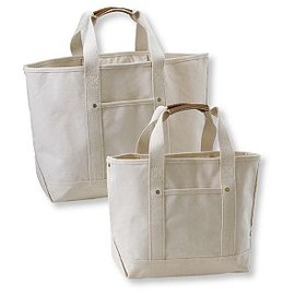 L.L.Bean - helitage boat&tote bag