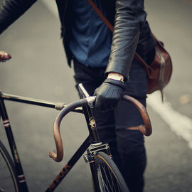 Kinfolk Bicyles - custom track bicycles