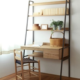 World's most beautiful desk.  SOLO desk (made to order) - Hiromatsu