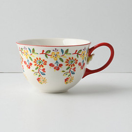 Anthropologie - Cadiz Mug