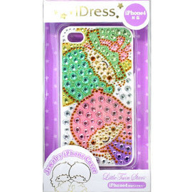 Sanrio - Little Twin Stars iPhone4 cover