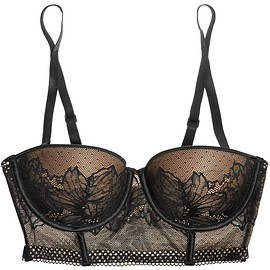 Calvin Klein Underwear - Sway stretch-lace underwired multi-way bra