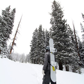FUNCTION - ULTRALIGHT SNOWBOARD CARRY SYSTEM