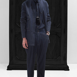 CHRISTOPHE LEMAIRE - DENIM SET UP
