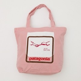 PASS THE BATON - patagonia×PASS THE BATON Remake Bag Pink