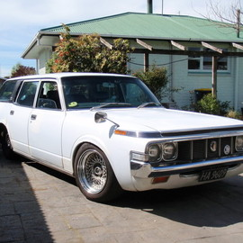 TOYOTA - Crown StationWgon