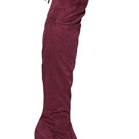 Sam Edelman - Kent stretch-suede over-the-knee boots