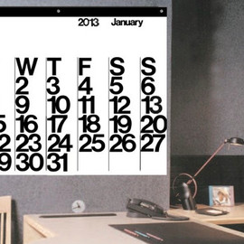 THE DIFFERENT COMPANY - Stendig Calendar