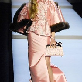 Christian Dior - Christian Dior Fall 2007 RTW -  Fashion Week - Runway, Vogue