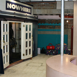 NOWHERE IN DOVER STREET MARKET - LONDON