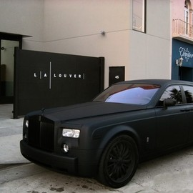 Rolls Royce - Phantom Matt Black