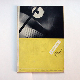 Franz Roh - L. Moholy-Nagy ? 60 fotos, Designed by Jan Tschichold