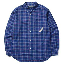 International Gallery BEAMS - Phingerin / SOUP SHIRT PLAID