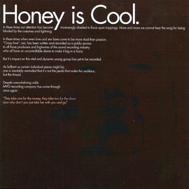 Honey Is Cool - Crazy Love