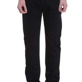 RAF BY RAF SIMONS - slim fit black denim