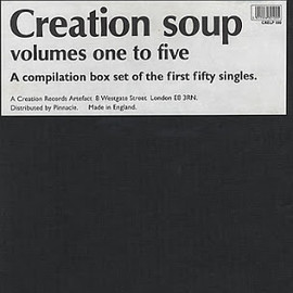 Various Artists - Creation soup volume one to five (Analog)