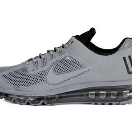 Nike - NIKE AIR MAX 2013 QS STEALTH/STEALTH/BLACK