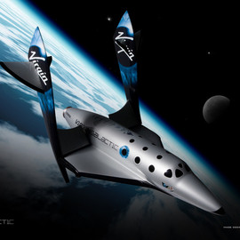 Virgin Galactic - Spaceship II