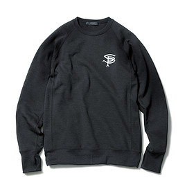 SOPHNET. - THERMASTAT CREW NECK SWEAT