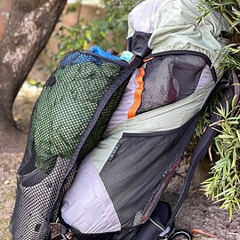ArroyoSecoUltraLight - Pack Pouch Ultralight 14L Backpack Capacity Expander