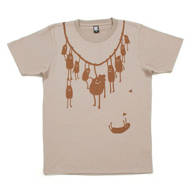 Design Tshirts Store graniph - Shadow Monster Necklace