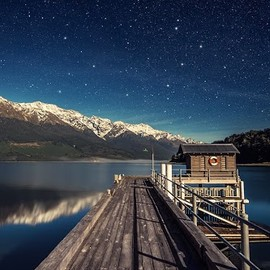 New Zealand - Lake Wakatipu