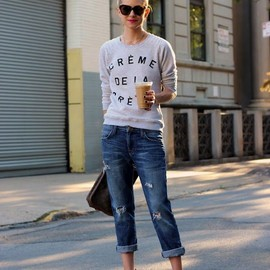 casual/denim style