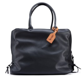 Acne - Hudson Black Large Holdall Bag