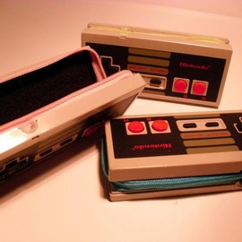 Recycled Nintendo Controller Wallets