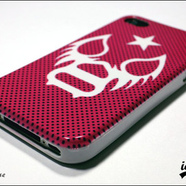 ice-mix - iPhone Case 覆面レスラー
