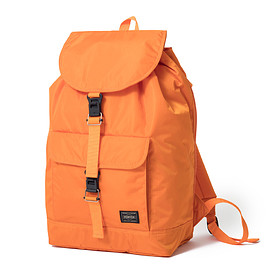 "HEAD PORTER - ""ARNO"" RUCKSACK ORANGE"